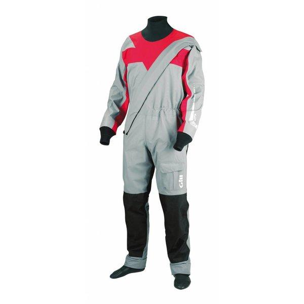 drysuit rood/grijs (uitlopend model)