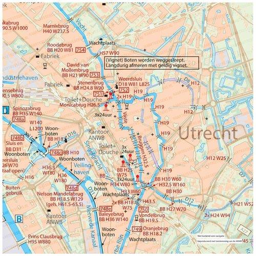 Kaartkussens kaartkussen Utrecht