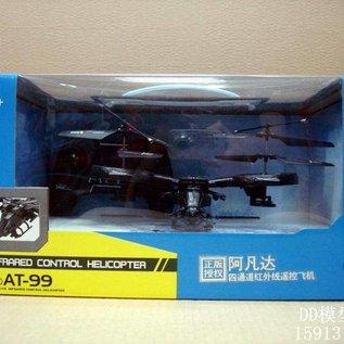 Avatar RC helikopter (4-kanaals, micro model)