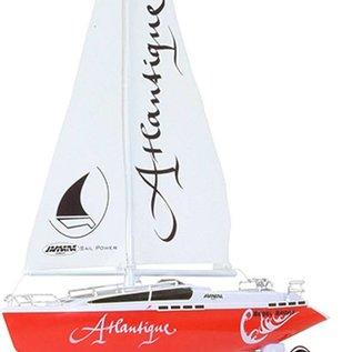 Bestuurbare Zeilboot Atlantique 1:32