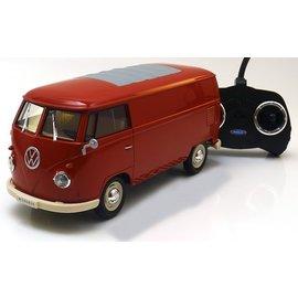 Welly Volkswagen Bestelbus T1 Rood 1:16