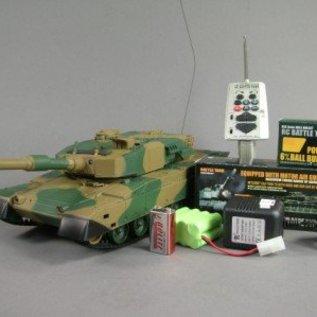 Heng Long Japanse Type 90 RC tank 1:24