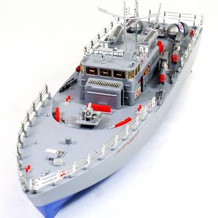 Torpedo jager RC boot 1:115