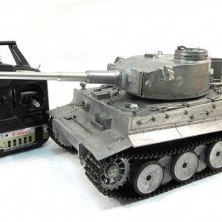 Mato Bestuurbare Tiger I tank 1:16 Full Metal