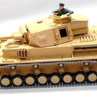 Heng Long Rc tank Tauchpanzer III 1:16 PRO