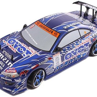 rc drift auto nissan silvia s15 brushless 1 10. Black Bedroom Furniture Sets. Home Design Ideas