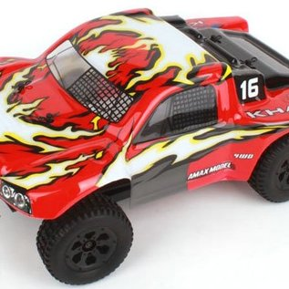 Amewi Rc truck Short Course Khan 4WD 1:18