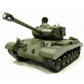 Heng Long Snow Leopard USA M26 tank 1:16