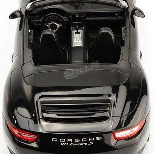 Rastar Rc cabrio Porsche 911 Carrera S 1:12