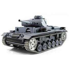 Heng Long Panzerkampfwagen III tank 1:16 PRO