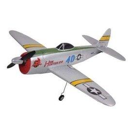 Nine Eagles P47 Thunderbolt vliegtuig (4-kanaals)