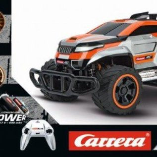 Carrera RC Rc Monstertruck Orange Breaker Carrera 1:18