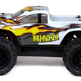HSP Radiografische Monster truck Minizi 4WD 1:18