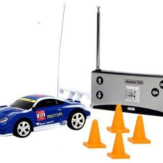 Mini radiografische rally auto 1:52
