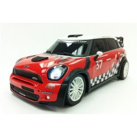 Race Tin Mini Countryman WRC 1:16