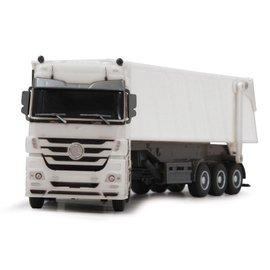 Vrachtwagen Mercedes Actros Kipper 1:32