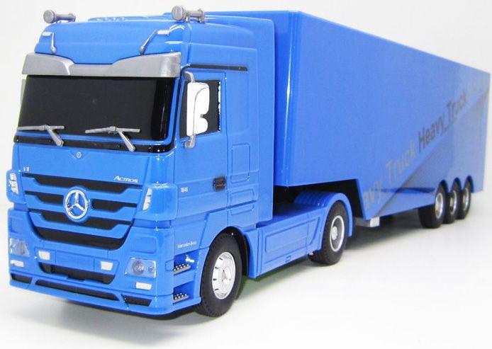 Mercedes Actros Vrachtwagen 1 32 on Tractor Truck