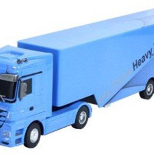 Bestuurbare vrachtwagen Mercedes Actros 1:32