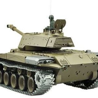 Heng Long Rc tank M41 Walker Bulldog 1:16 PRO