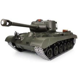Heng Long M26 Pershing Snow Leopard tank 1:16 PRO