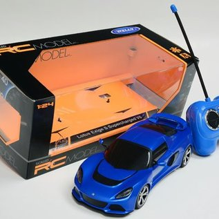 Welly Bestuurbare RC auto Lotus Exige S 1:24