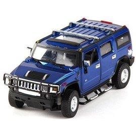 MZ Model Hummer H2 1:24 (metaal)