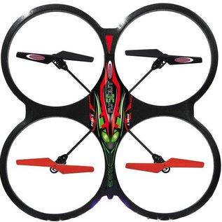Jamara Quadcopter Flyscout met CAMERA (4-kanaals, groot model)