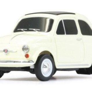 Rastar Bestuurbare auto Fiat 500 1:24