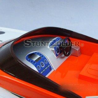 Heng Long Bestuurbare boot Cabrio racing 1:16