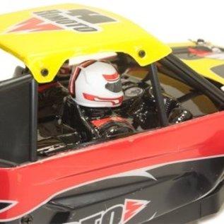 Himoto Bestuurbare Buggy Trophy Desert Racer 4WD 1:10