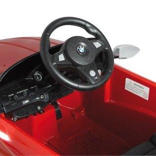 Jamara Accuvoertuig Ride-On BMW Z4 (rood)