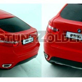 Rastar Radiografisch afstandbestuurbare auto BMW X6 1:24