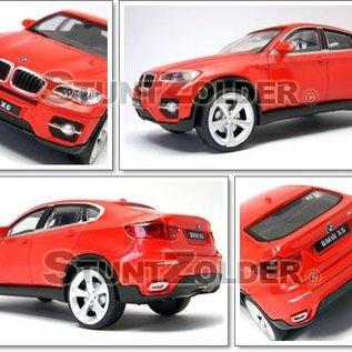 Rastar Bestuurbare auto BMW X6 1:14