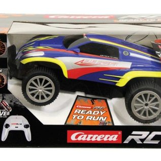 Carrera RC Rc truggy Blue Speeder 1:16