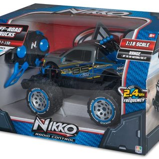 Nikko R/C Bestuurbare Monstertruck Ford F-150 1:18