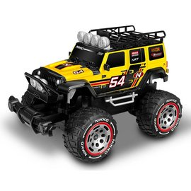 Nikko R/C Jeep Wrangler Monstertruck Nikko 1:18
