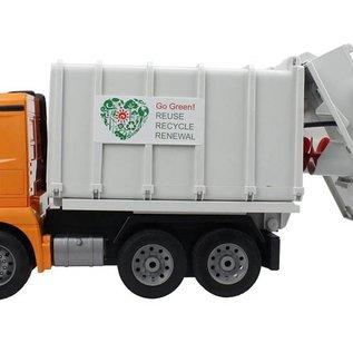 Afstandbestuurbare vuilniswagen Mercedes-Benz Antos 1:20