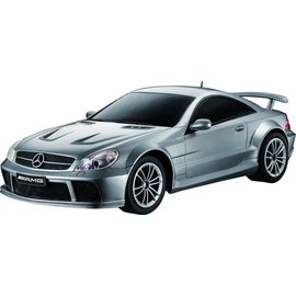Race Tin Mercedes Benz SL65 AMG 1:16
