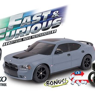 Nikko R/C Moviecar Dodge Charger Fast and Furious 1:16