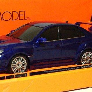 Welly Afstandbestuurbare Subaru Impreza WRX STi 1:24