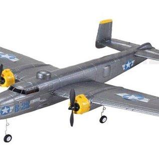 Bestuurbare bommenwerper B-25 Mitchell (2-kanaals)