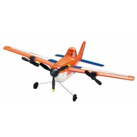 Dusty Crophopper vliegtuig (2-kanaals)