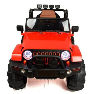 Accu kinderauto Jeep