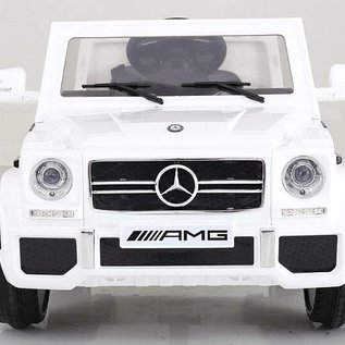 Rastar Accuvoertuig Mercedes G65 AMG