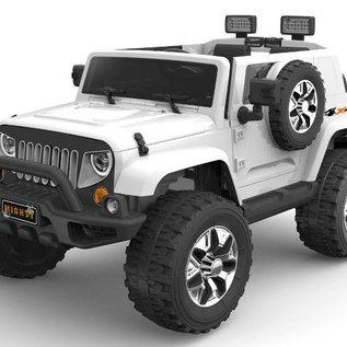 Kindervoertuig Big Jeep