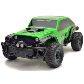Carrera RC Jeep Trailcat Carrera 1:18