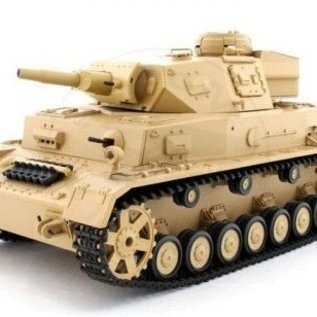 Heng Long Radiografische tank Panzerkampfwagen IV F1 1:16