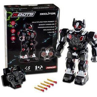 Ninco Bestuurbare RC robot Secutor Nbots
