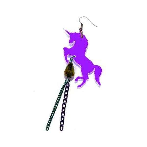 Unicorn Earring