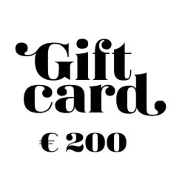 GIFTCARD 200